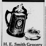 1934 Oct 18 Tulia Herald H and H Texas Girl HE Smith Grocery