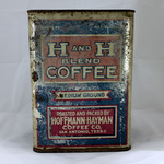 H and H Blend Large Tin