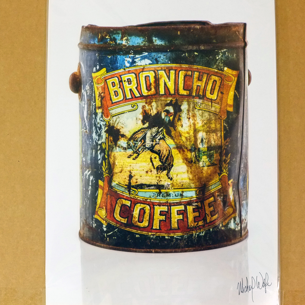 Broncho Tin from Art of the Pick