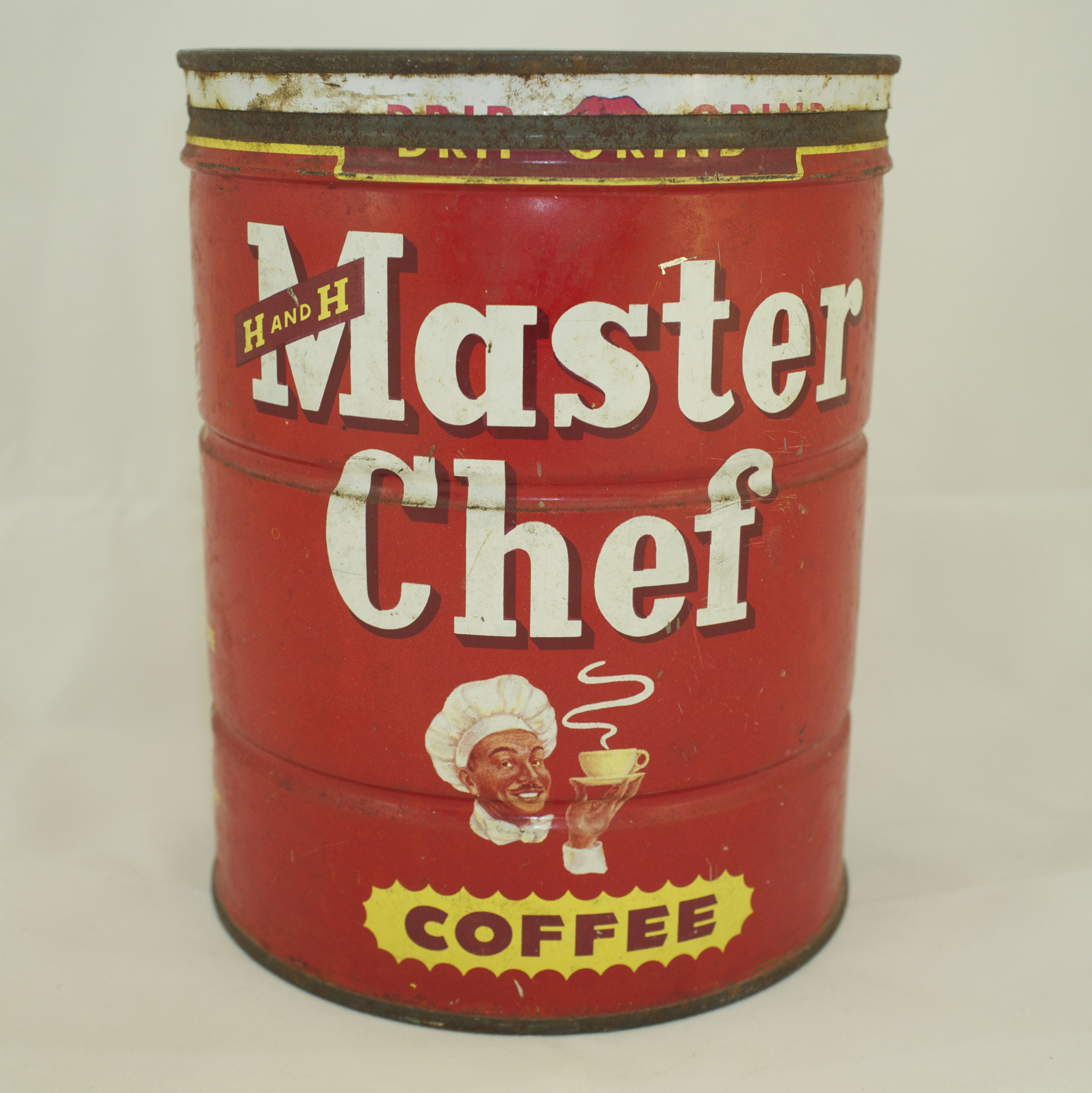 Master Chef Three Pound Tin